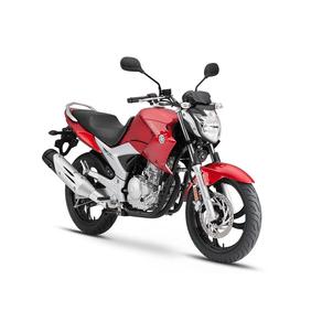 Yamaha-ys-250-fazer-rojo